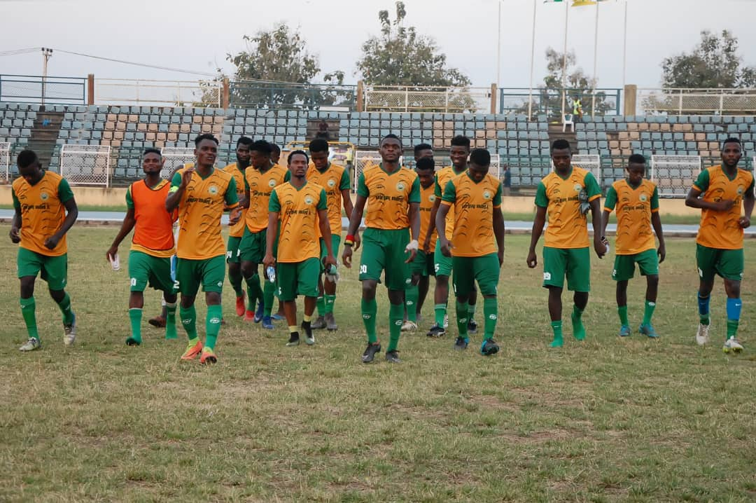 NNL: Gateway Utd and Apex Krane to clash at Moshood Abiola stadium