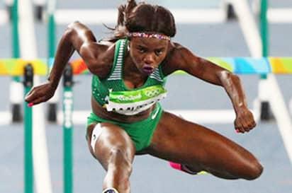 Tobi Amusan promises good outing at the 2020 Olympics