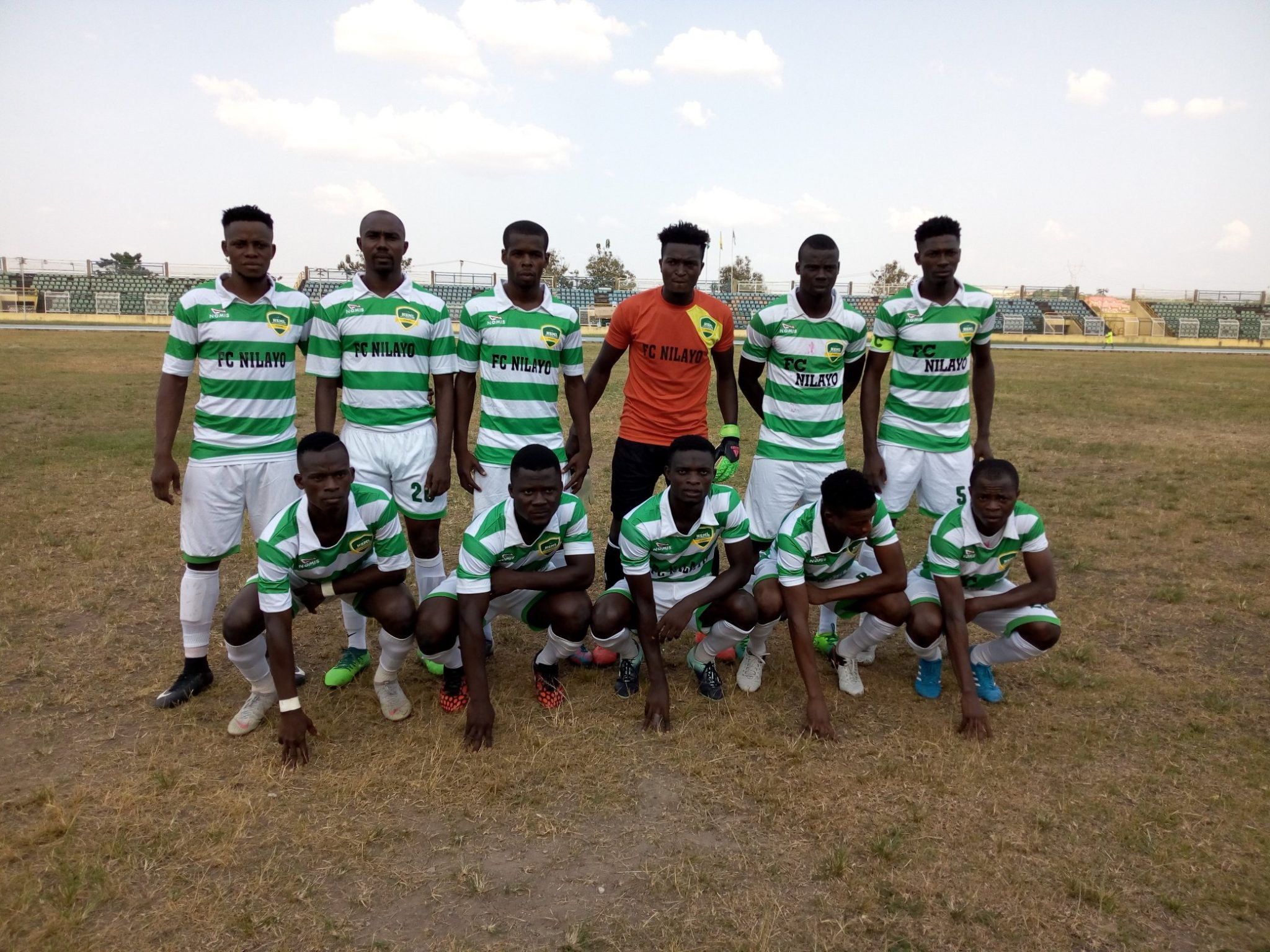 Nilayo FC thumps Ekiti United to record first NNL win of the season