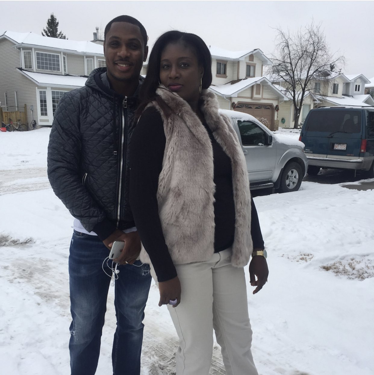 Ighalo's elder sister, Mary is dead