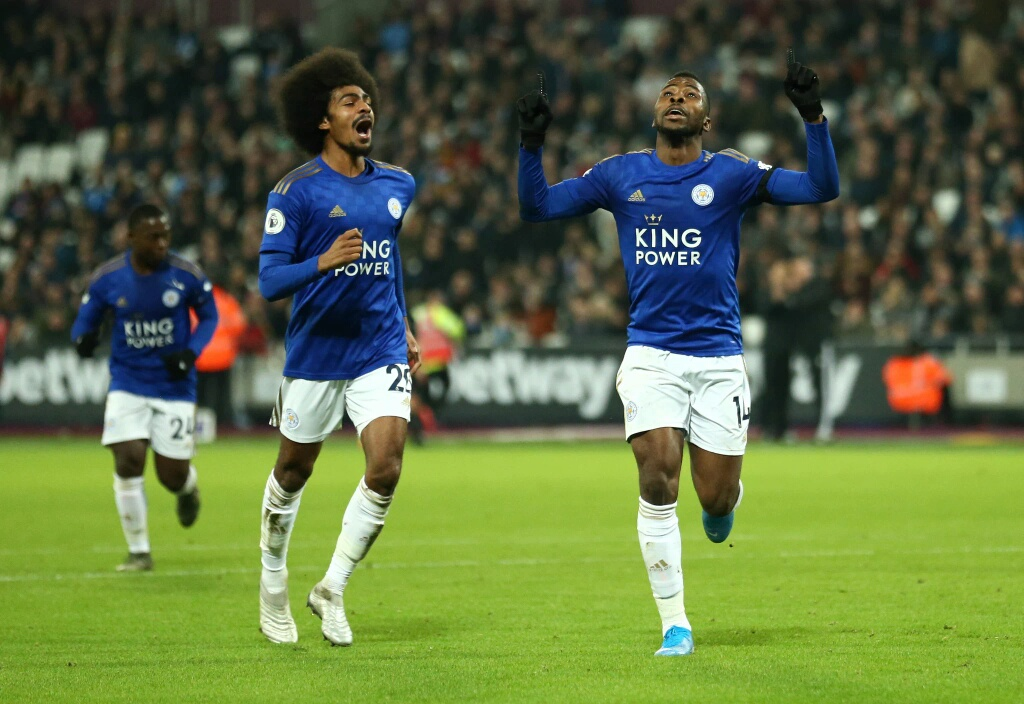 Fox in the Box! Iheanacho Scores to Lead Leicester City to Victory Away at West Ham