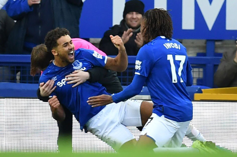 Everton smashes Chelsea 3-1 and Iwobi toasts the Win