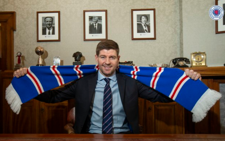 Good News for Joe Aribo, Gerrard Extends Rangers Stay