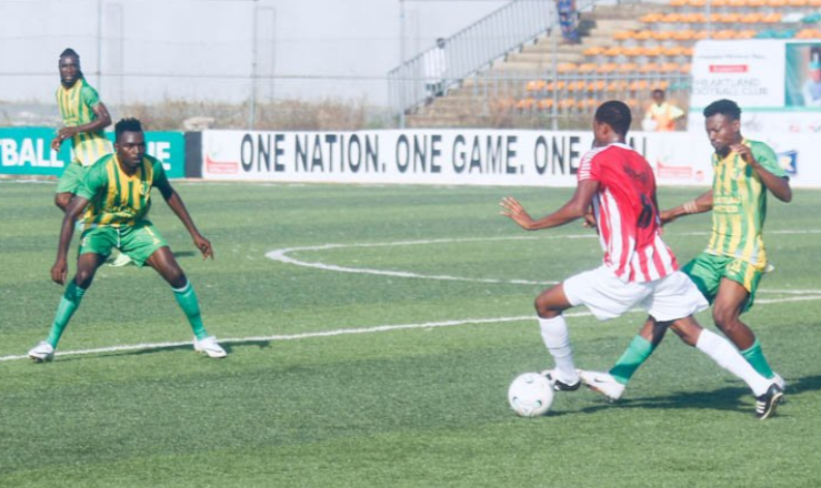 Plateau United Wallop FC Ifeanyi Ubah, Sunshine Stars cruise to Big win on the Road