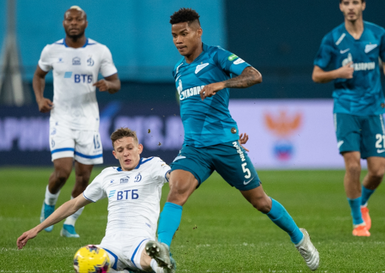 Zenit gives Dynamo Moscow and Igbonu End of Year Flogging