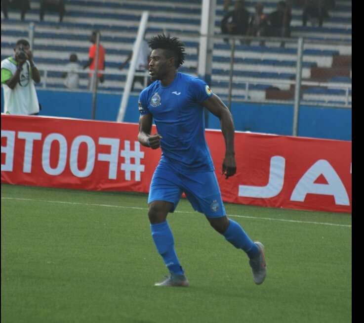I knew I was going to score against San Pedro – Martins Usule