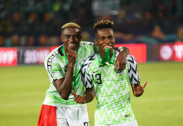 Chukwueze speaks on friendship with Osimhen and Robben comparison