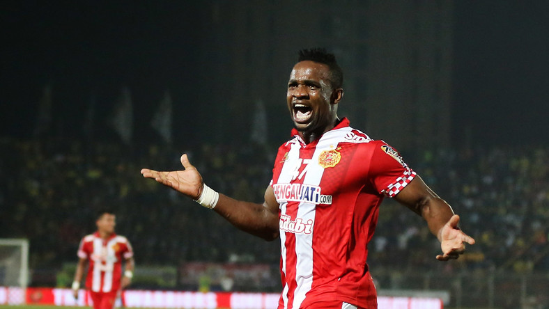 Nigerian striker Austin Amutu leads Al Masry rout over Rangers