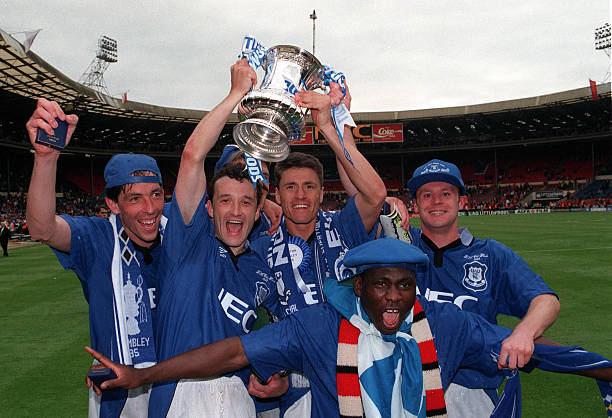 "Everton FA Cup Hero Amokachi reveals ""I Suffered a lot of Racism"""