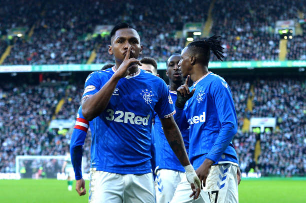 Biggest Derby Win for Aribo and Rangers in Potential title decider