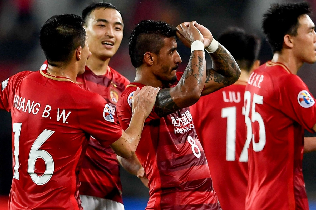 Evergrande kolobi their Eight Title for China