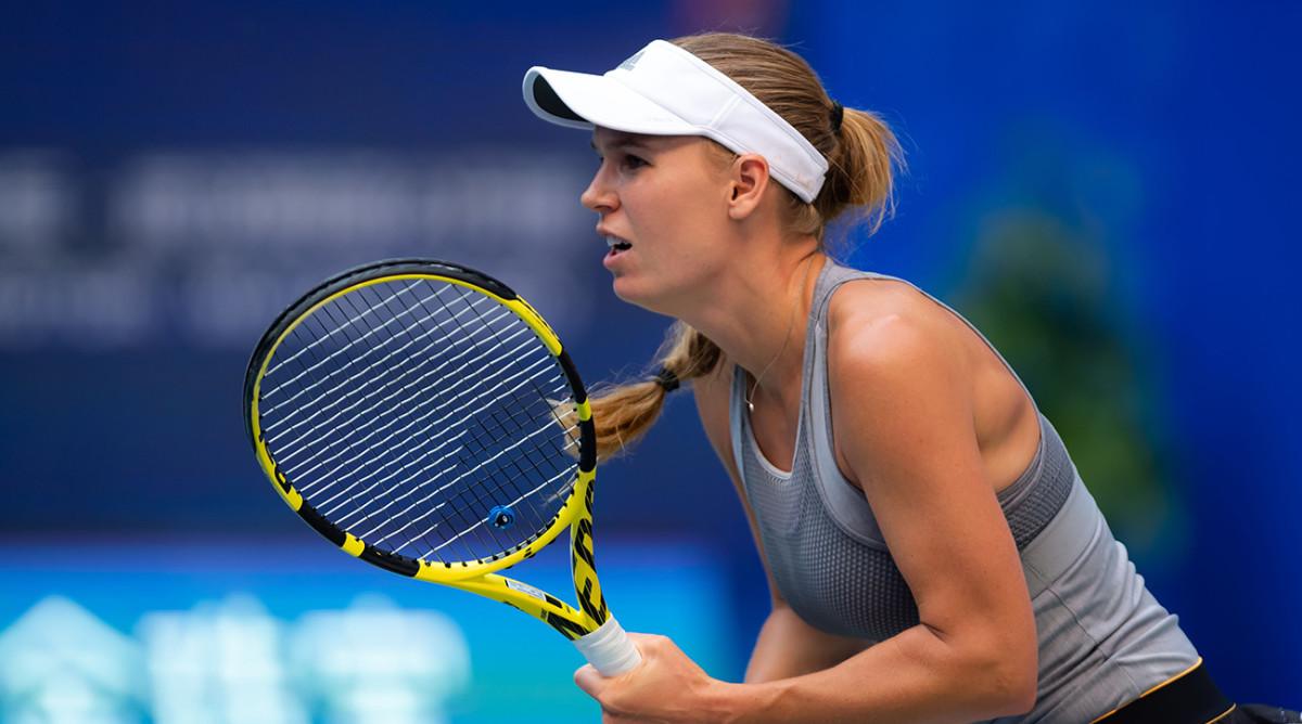 Wozniacki go retire next year