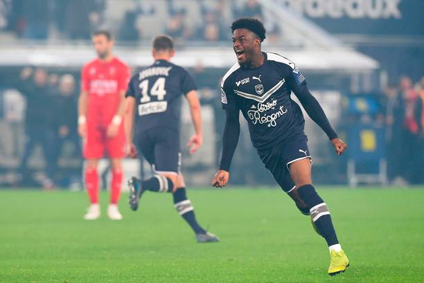Maja scores first career hattrick in Bordeaux win over Nimes