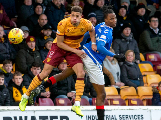 Playing under Gerrard has made me better – Aribo