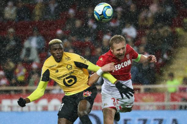 Ex-Super Eagles goalkeeper Enyeama offers advice to Lille's Osimhen