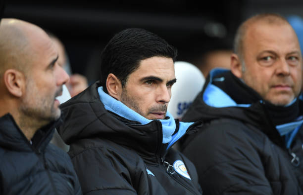 BREAKING: Mikel Arteta leaves Manchester City