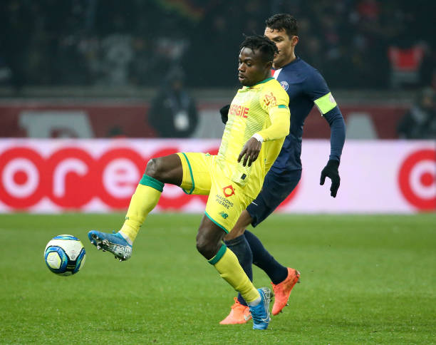 Mbappe, Neymar overpower Moses Simon in Nantes defeat