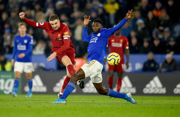 Leicester slow and less aggressive without Ndidi – Rodgers
