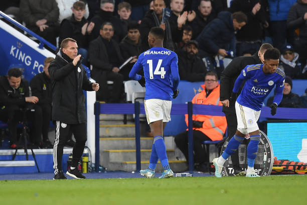 Leicester City Manager Explains Why Iheanacho was Subbed off Early against Norwich