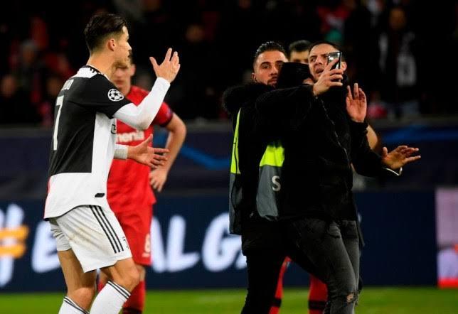 Ronaldo dey para