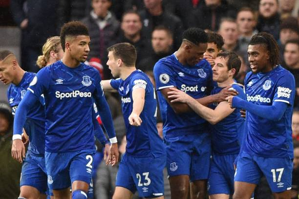 Alex Iwobi and Everton Impressive again, as they Leave Old Trafford with a Point