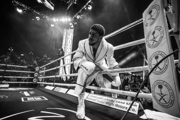 Ladipo reveals dream to see a Joshua Fight in Nigeria