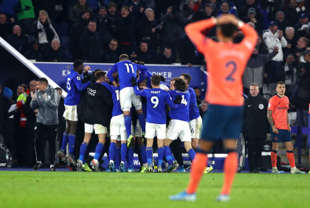 Super Eagles duo helps Rodgers equal 56-year Leicester City Record