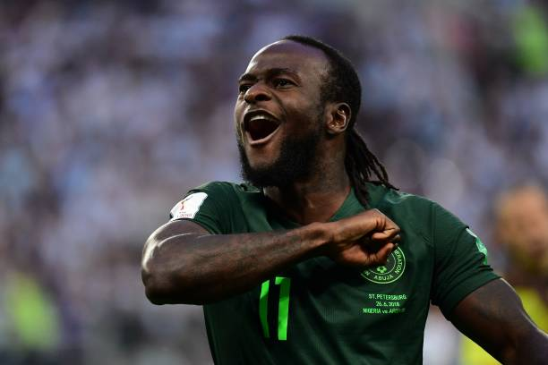 World Cup Goalscorer! FIFA honors Victor Moses at 29