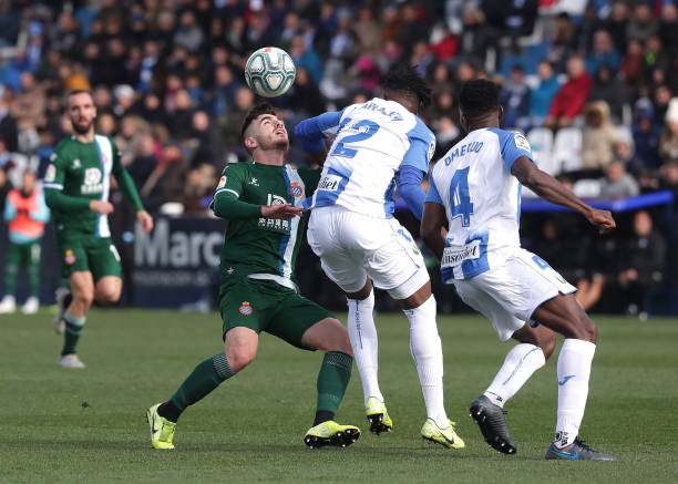 Clean sheet, Three-game unbeaten! Omeruo and Awaziem gift Leganes Early Christmas Present