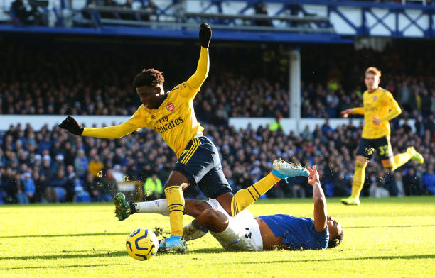 Watford captain Deeney hails Arsenal youngster Saka
