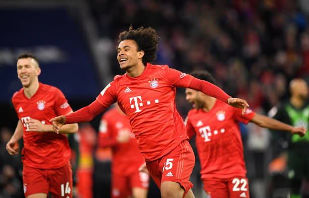 Nigerian wonder kid wants to succeed Lewandowski at Bayern Munich