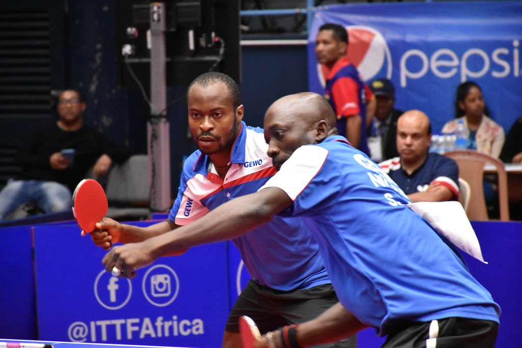 Nigeria table tennis trio knocked out of Olympic qualifiers