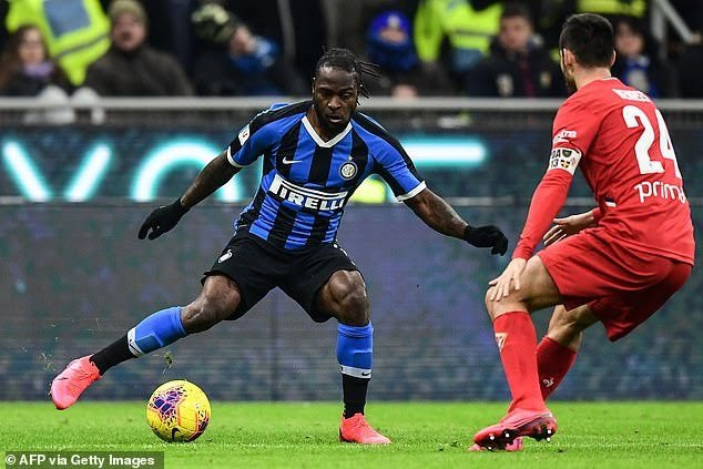 Moses makes winning start with Inter Milan