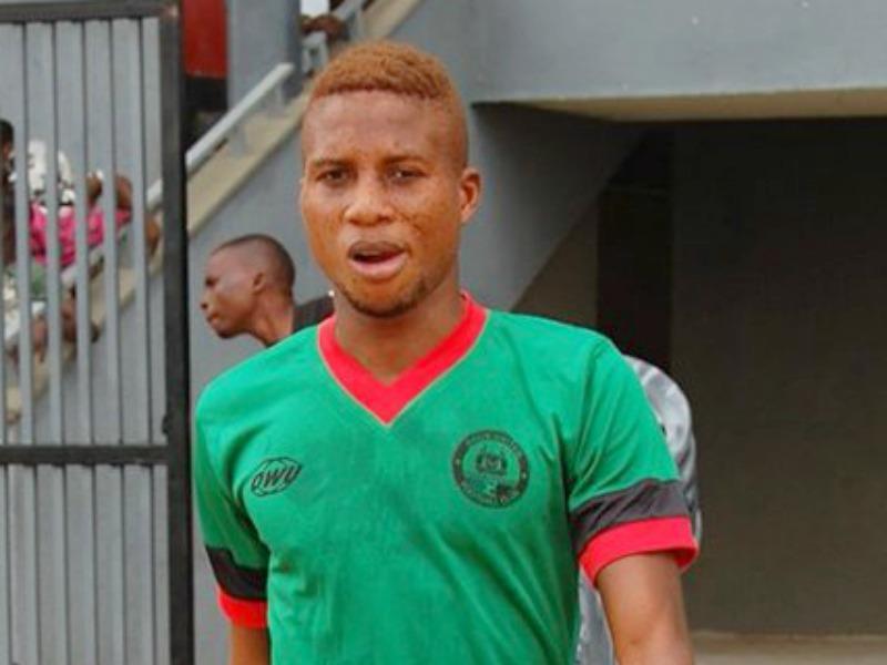 Plateau United names asking price for star striker Omoleye