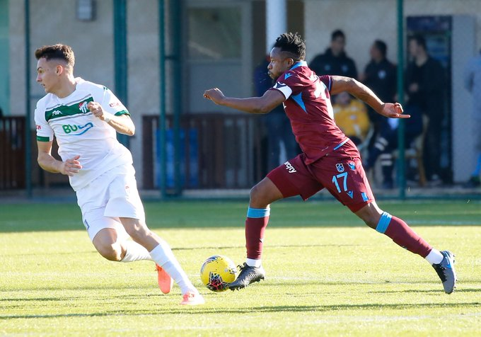 Onazi pens emotional farwell message to fans after leaving Trabzonspor
