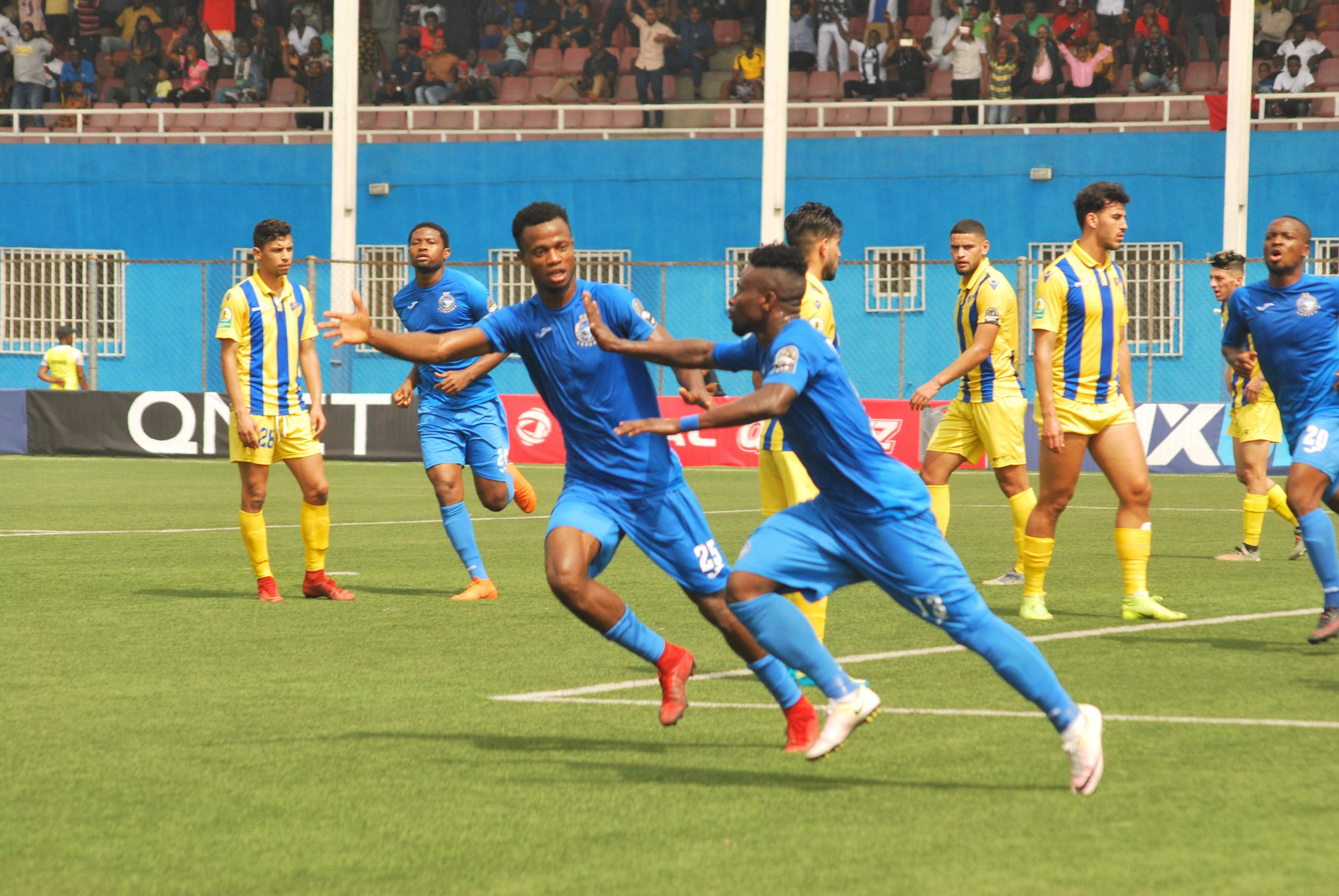 Enyimba boosted by Paradou win ahead Heartland visits