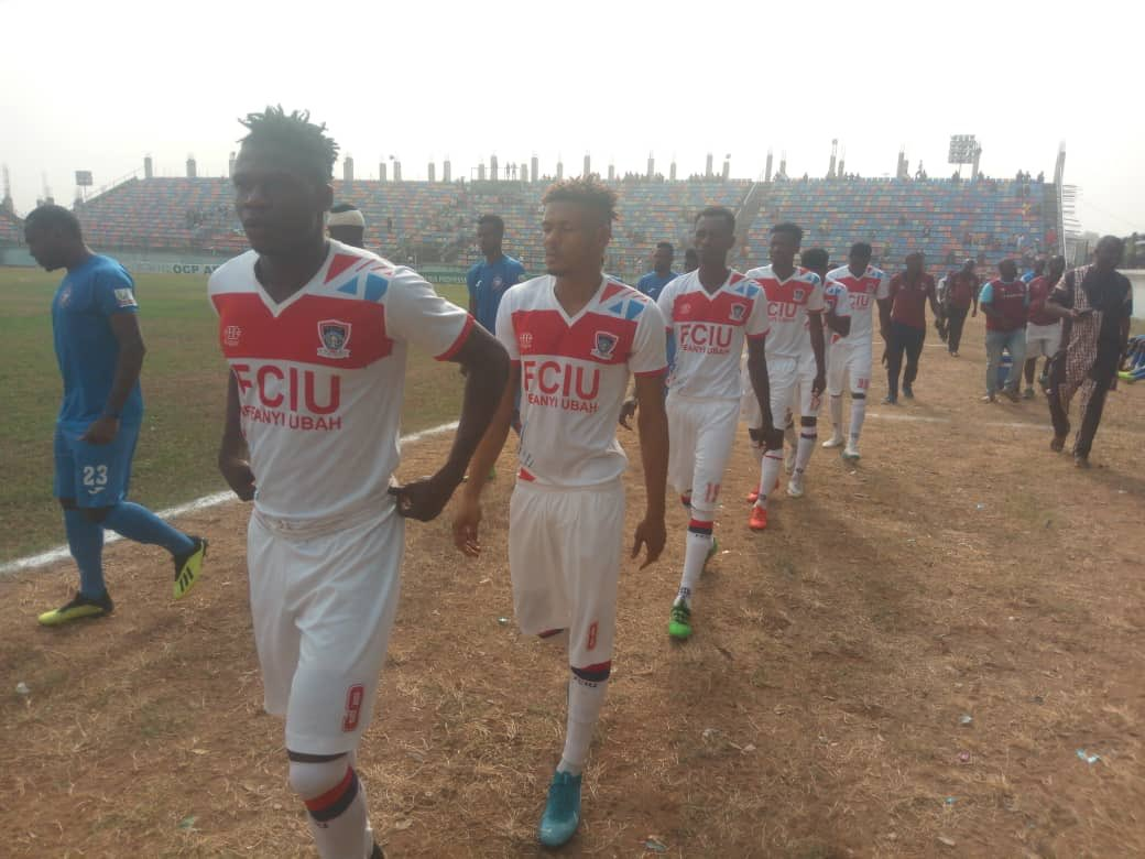 FC Ifeanyi Ubah drops Enyimba in relegation zone after derby win