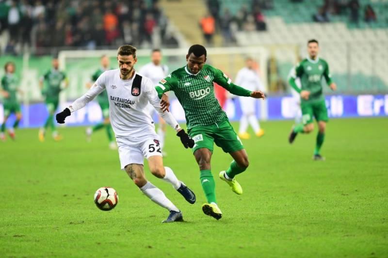Abdullahi happy with Bursaspor first win of the year