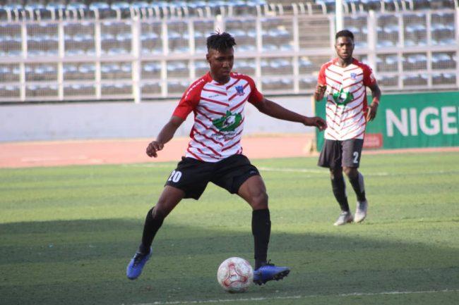 Tamara Ezekiel's volley hands Lobi Stars maximum points at Adamawa United
