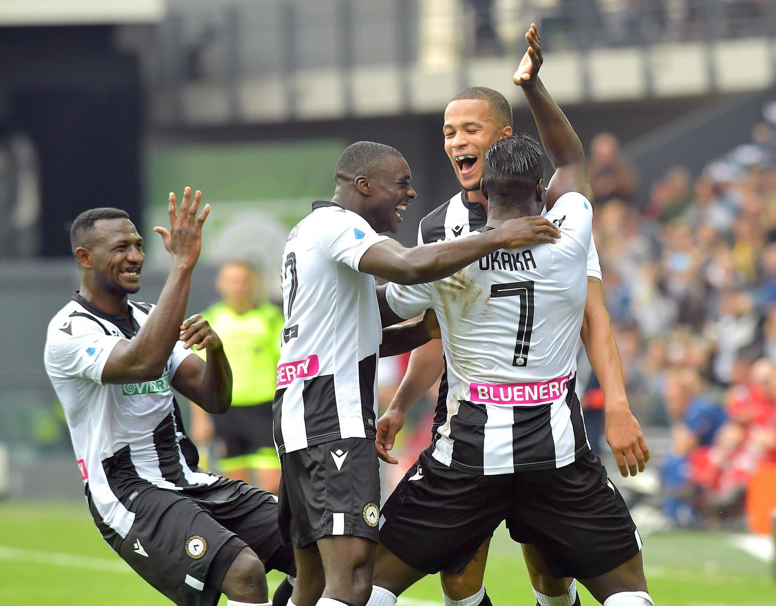 Ekong, Okaka seal another important win for Udinese - Latest Sports News In  Nigeria