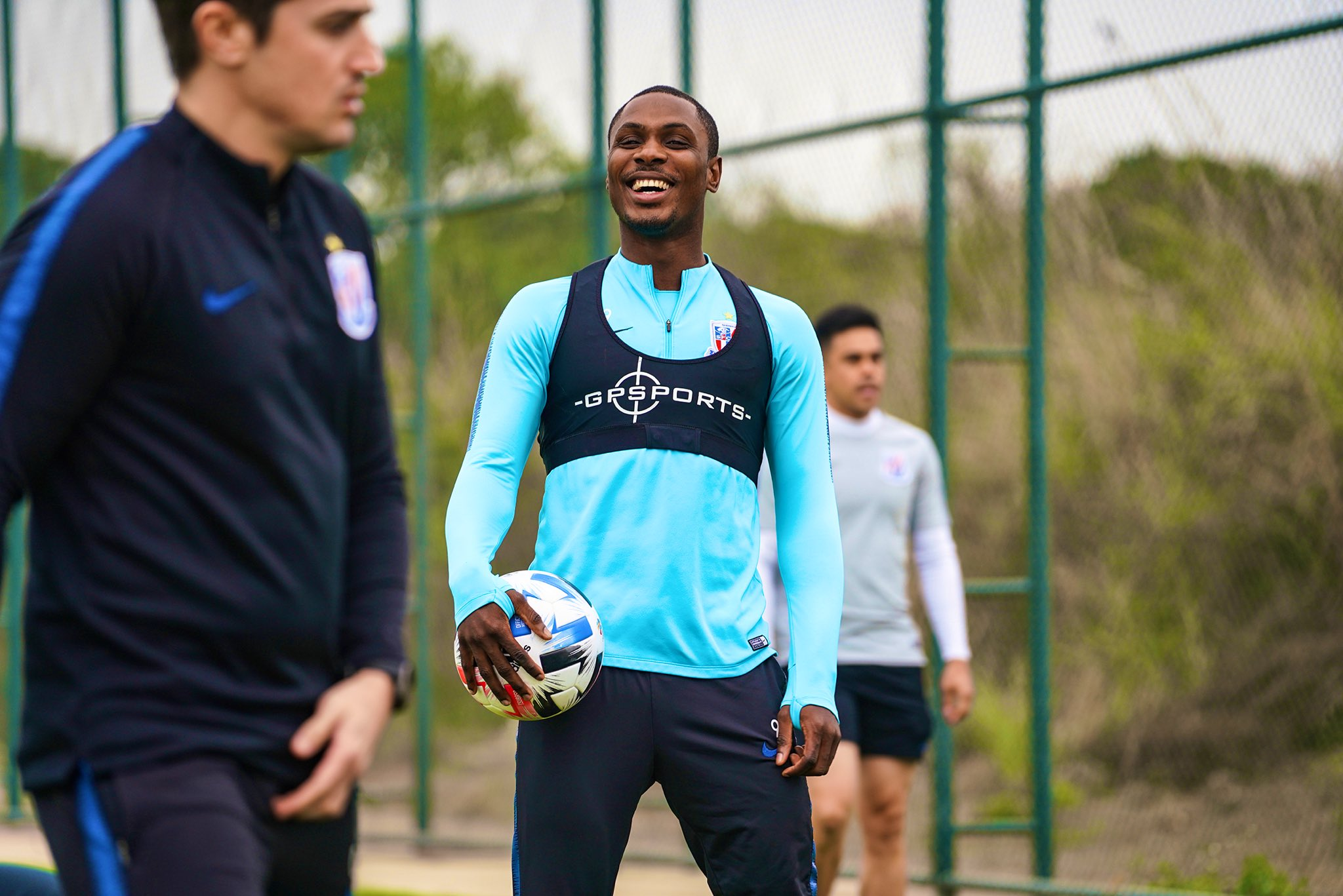 'I am in China for the money' – Ighalo opens up on his CSL move