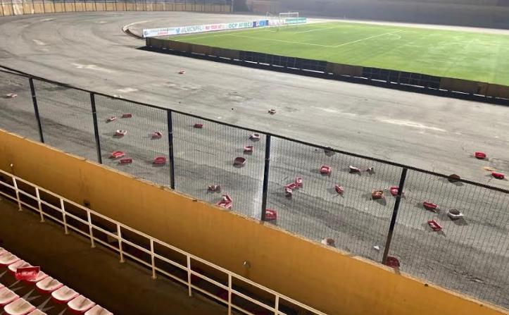 Katsina United Accepts LMC Verdict of Fines and Stadium Ban for Fracas in Pillars Game