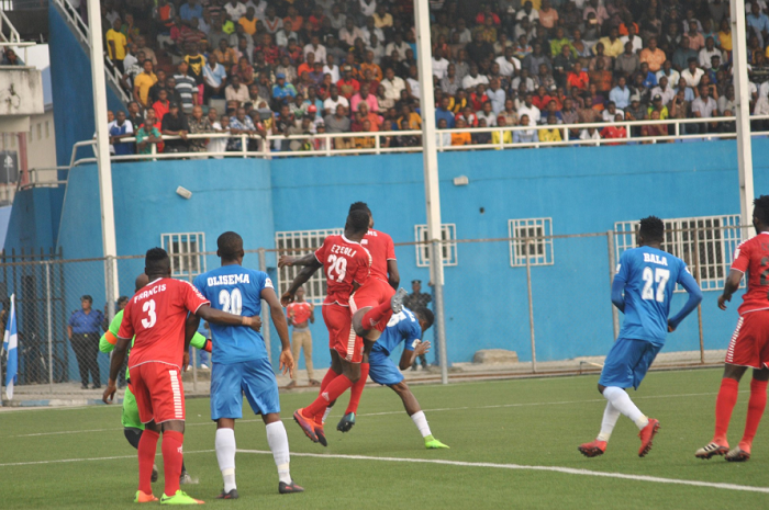Enyimba on Five-game Winless Streak, Drop to 16th in Club's Worst Start to NPFL Season