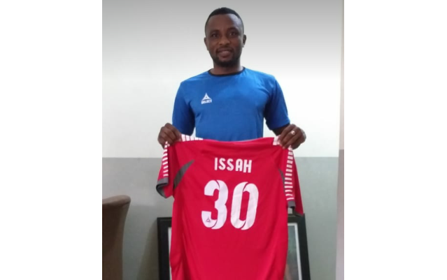 "Heartland new Signing Lengkat Issa Vows ""to Give My All"", Debuts in Oriental Derby Win over Enyimba"