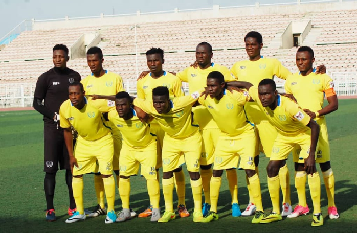 Former Jigawa Golden Stars coach Rabiu Tata has moved on
