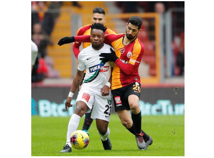 Galatasaray 2-1 Denizlispor: Onazi, Sekidika Get Debuts