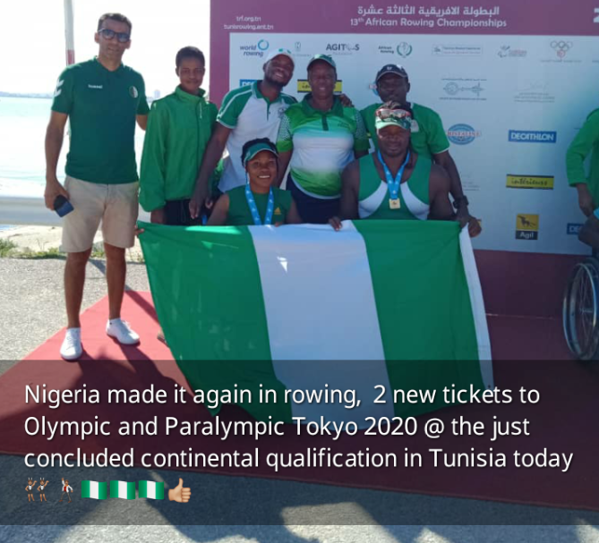 Tokyo 2020: Esther Toko Shaping up for debut Olympic Games Appearance
