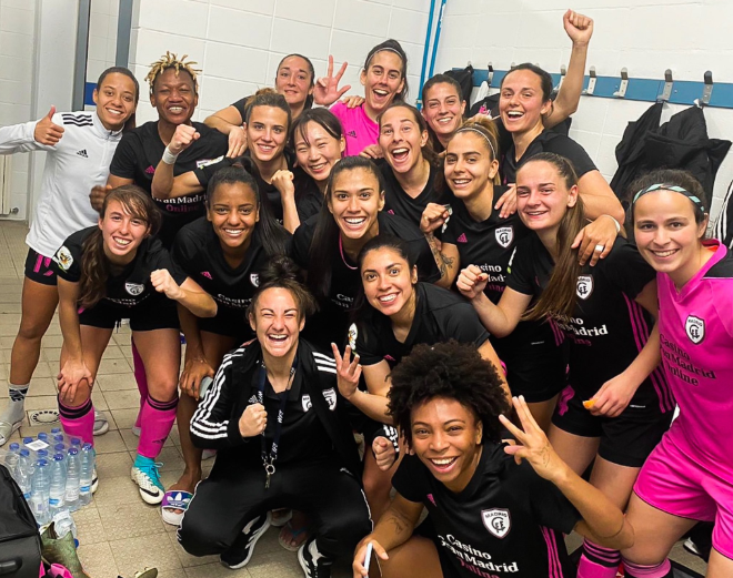 Chikwelu scores Brace (Her third Goal since moving to Spain) as Madrid beats Espanyol
