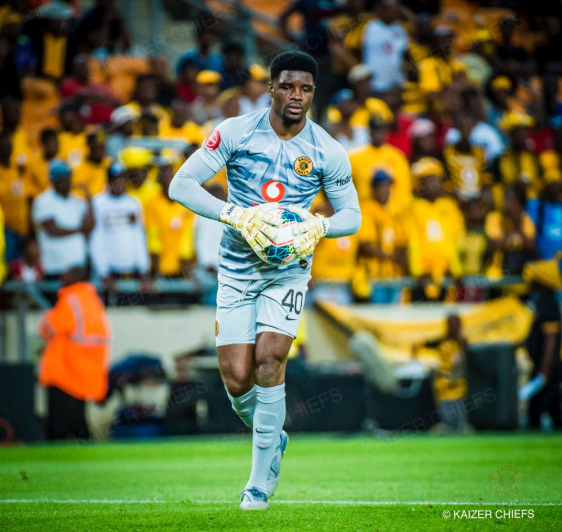 Akpeyi signs Two-year Contract Extension at Kaizer Chiefs