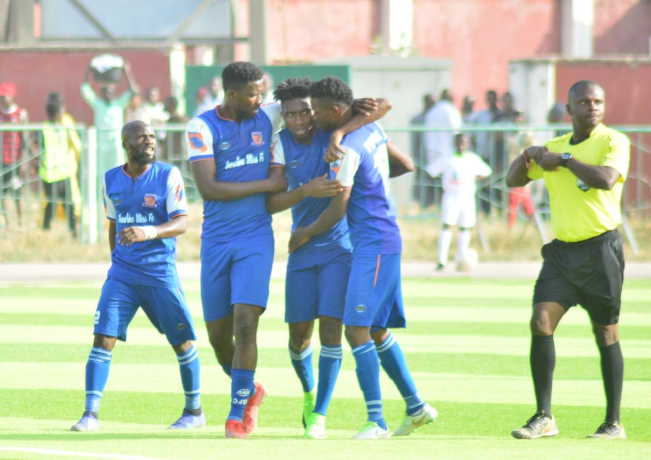 "Ekelojuoti says Sunshine Stars was Desperate for a Win in ""Awesome"" Bauchi"